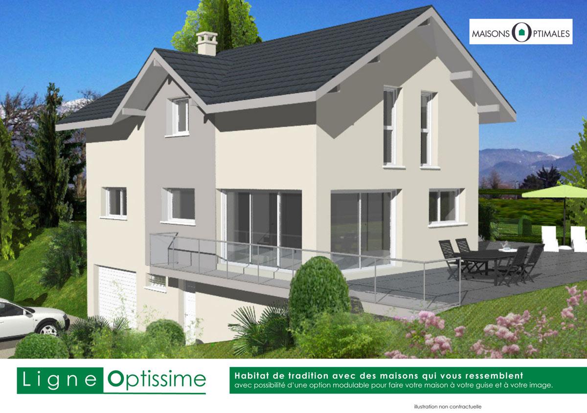 Ligne optissime maisons optimales for Planificateur de maisons en ligne
