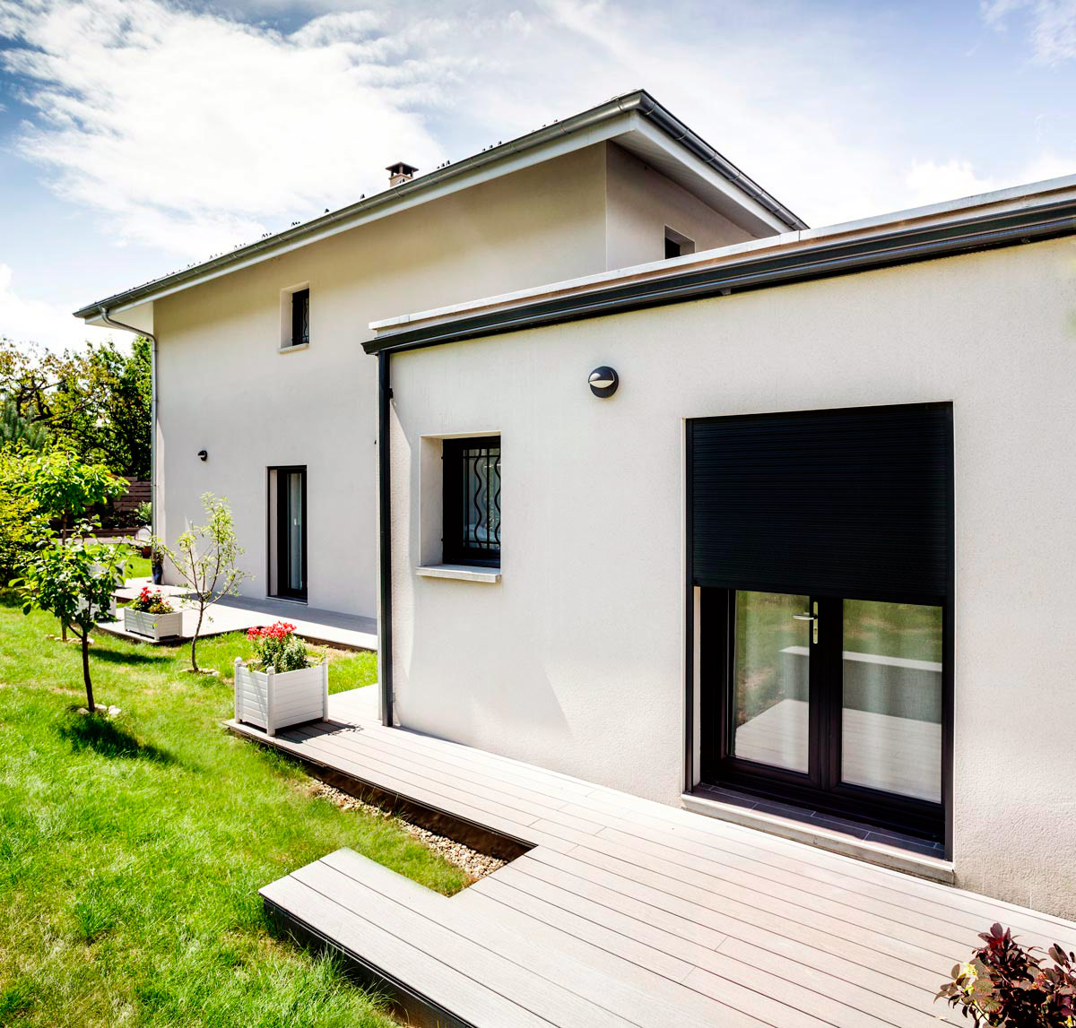 Constructeur haute savoie annecy maisons optimales - Maisons optimales ...