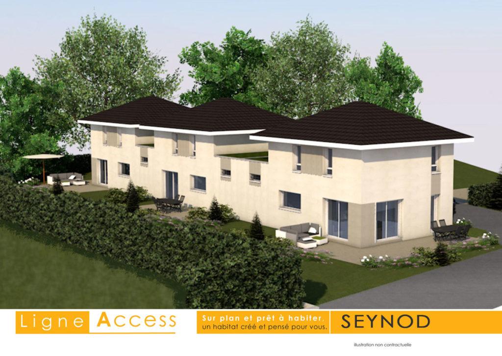 Ligne access maisons optimales - Maisons optimales ...