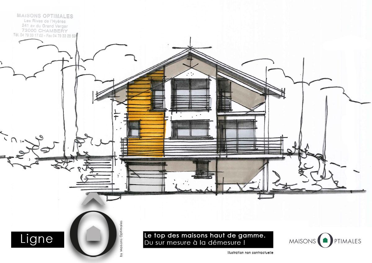 architecture-haut de gamme-architect-savoie-haute savoie-74 -73 villa sur mesure-maison atypique