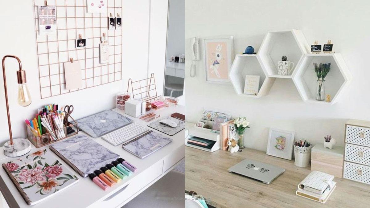 Article décoration bureau - Maisons Optimales