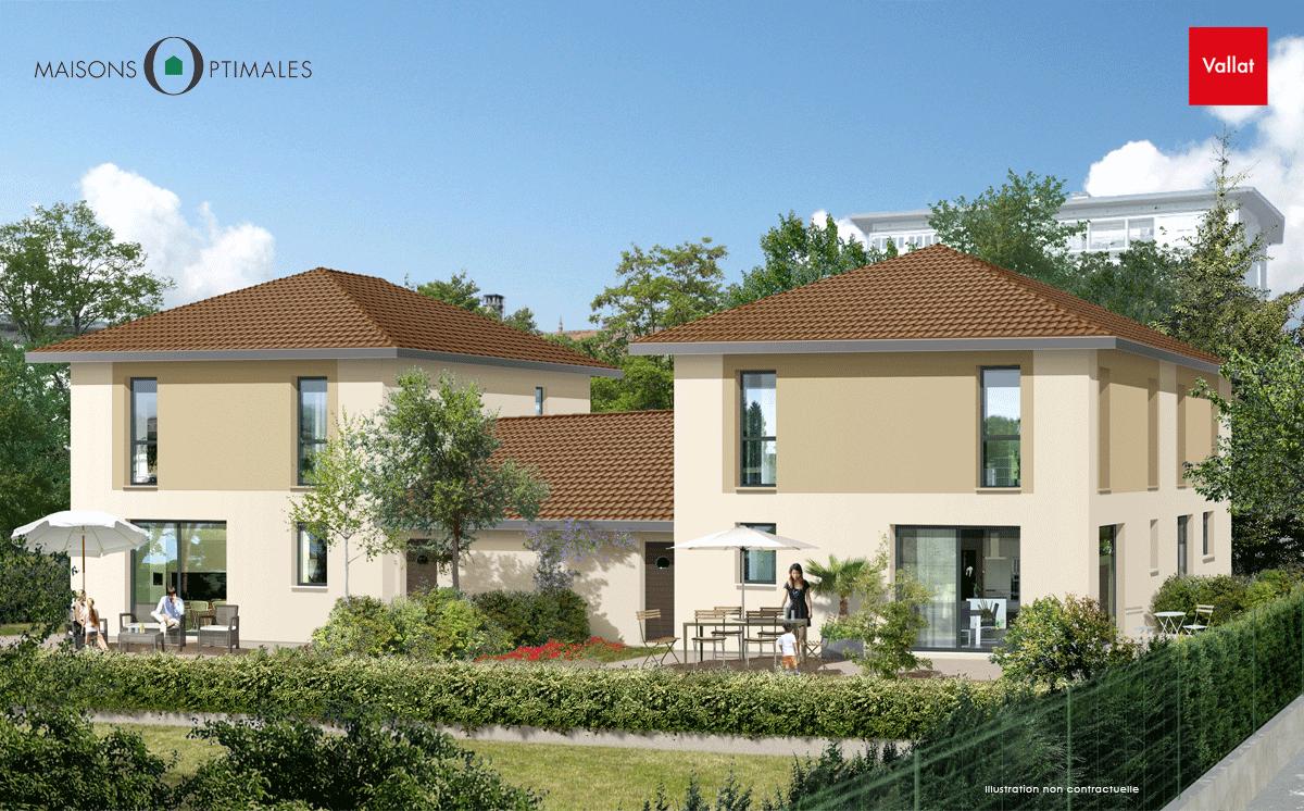 Annecy les villas eneci maisons optimales - Maisons optimales ...