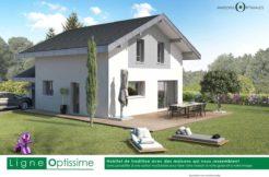 villa étage-vimines-environnement calme-proche chambéry-bourget du lac-maison-construction-