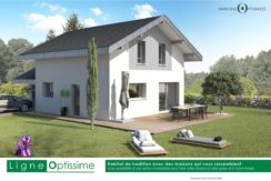 lumineux - maison - St PIERRE D'ALBIGNY - Maison lumineuse-construction-maison individuelle-proche chambery-