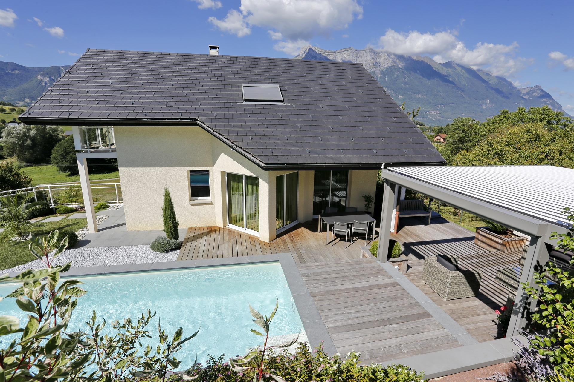 Constructeur maison cube haute savoie ventana blog - Maisons optimales ...