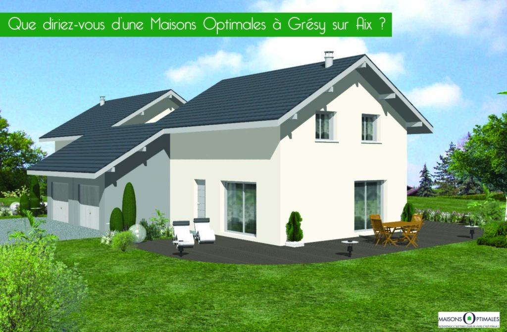 Gr sy sur aix maison lumineuse maisons optimales - Maisons optimales ...